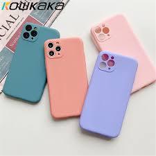Kowkaka <b>Camera Protection Phone</b> Case For iPhone 11 Pro Max ...