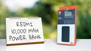 <b>Redmi 10000</b> mAh <b>Power Bank</b> - This or Mi <b>Power Bank</b> 2i? - YouTube