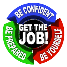 workforce bound students champlain valley educational services a series of motivational phrase in a circular diagram around the words get the job