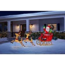 <b>Santa</b> - <b>Christmas</b> Yard <b>Decorations</b> - Outdoor <b>Christmas</b> ...