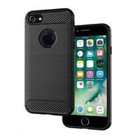 Digitronics Slim <b>Shockproof Case for iPhone</b> 8/7 - Black | Buy Online ...
