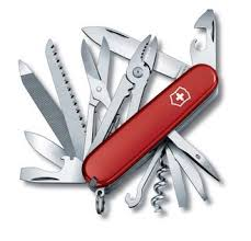 <b>Нож перочинный VICTORINOX</b> Handyman, 91 мм, 24 функции ...