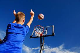 Image result for basketball outside