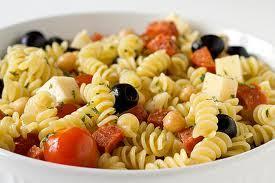 Картинки по запросу Рецепт итальянского салата с макаронами