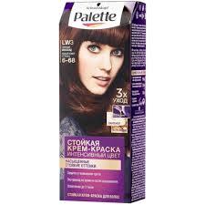 Купить <b>Краска для</b> волос Palette Интенсивный цвет <b>Стойкая крем</b> ...