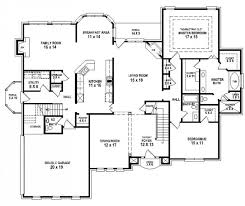 House Plans With Bedrooms   Home Plans With Open Floor Plans    Bedroom Bath House Plan House Plans Floor Plans Home Plans With House Plans With