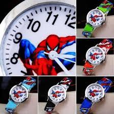 Shop <b>Hot Sale SpiderMan Watch</b> Cute Cartoon Watch Kids Watches ...