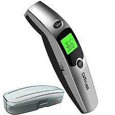 Dr Trust (USA) <b>Forehead Digital Infrared</b> Thermometer for babies ...