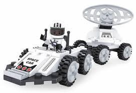 Детский <b>конструктор Ausini серии Космос</b> 69 дет. 25360 купить в ...