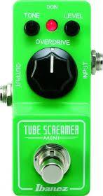 <b>IBANEZ</b> TSMINI <b>TUBE</b> SCREAMER MINI <b>педаль эффектов</b> ...