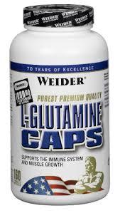 Weider <b>L Glutamine</b> Caps, Pure <b>High Quality L</b>-<b>Glutamine</b> powder ...