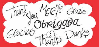 Resultado de imagem para Dia Internacional do Obrigado