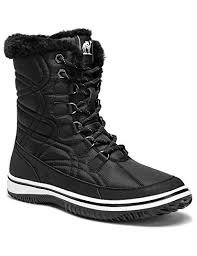 CAMEL Women's Winter Boots Thermal Snow ... - Amazon.com