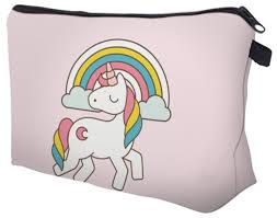 Купить <b>Косметичка Rainbow Unicorn Homsu</b>, 20х14х4 по низкой ...