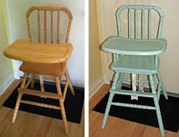 painted jenny lind antique vintage high chair before and after antique high chairs wooden