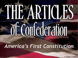 「the Articles of Confederation」の画像検索結果
