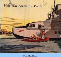 Image result for china clipper wake island