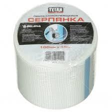 <b>TYTAN Professional Лента</b> самоклеящаяся СЕРПЯНКА 100 мм х ...