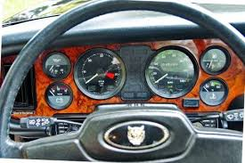 1980 1987 jaguar xj6 series iii hemmings motor news image 11 of 13 photo courtesy mark j mccourt classically styled analog gauges