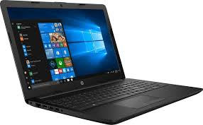 "15.6"" <b>Ноутбук HP 15-db1009ur</b> (<b>6LE09EA</b>), черный"