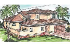 Pool House Plans   Pool House Designs   Associated DesignsMediterranean House Plan   Coronado     Front Elevation