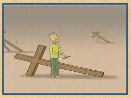 Resultado de imagen de Cargar nuestra cruz