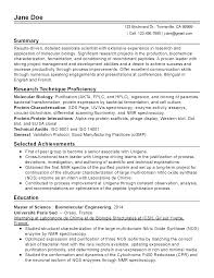 Professional Molecular Biology Scientist Templates to Showcase     My Perfect Resume Resume Templates  Molecular Biology Scientist