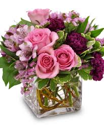 blooms in pink compact design pugh s flowers local florist blooms in pink compact design pugh s flowers local florist memphis tn