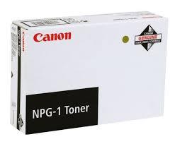 <b>NPG</b>-<b>1</b> | <b>1372A005</b> тонер <b>картридж Canon</b>, 4 * 3 800 стр., черный