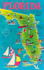 Image result for florida map