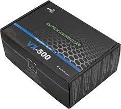 Тест и обзор <b>блоков питания</b> мощностью <b>500</b> Вт: Aerocool VX ...