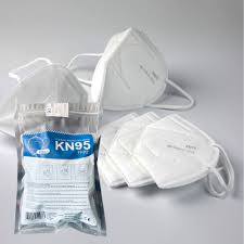 (<b>10 Pcs</b>) <b>KN95 Face</b> Mask - EU Medical Supplies