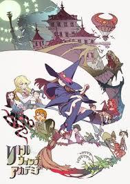 <b>Little Witch Academia</b> - Wikipedia