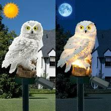 garden <b>led owl</b>