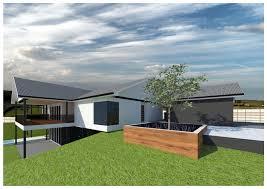 Bella Casa Constructions   Sloping Block DesignsLarge Suburban Blocks Sloping Blocks Contemporary Home  Castello  Lower Floor Plan