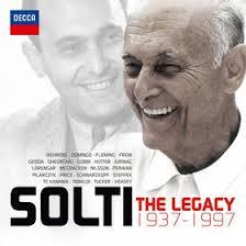 Sir <b>Georg Solti</b>, Solti - The Legacy 1937-1997, 00028947848844 - Solti-The-Legacy