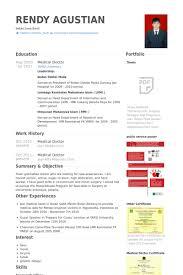 medical doctor resume samples   visualcv resume samples databasemedical doctor resume samples