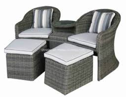 outdoor rattan garden wicker patio causal arm chair set china outdoor rattan garden