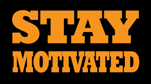 advice for high school students staying motivated