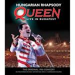 Live in Budapest album by Queen