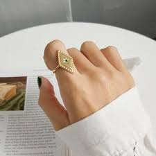 Buy for woman ring Online with Free Delivery