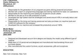 cnc programmer resume example resumes design cnc programmer resume
