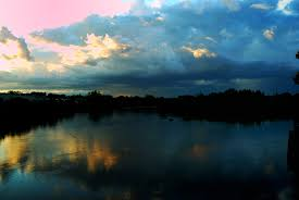 Image result for river at sunset