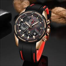 <b>LIGE New Mens Watches</b> Top Luxury Brand Men Unique Sports ...