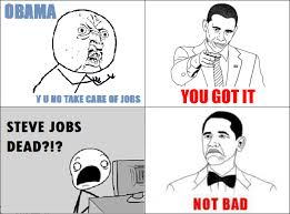 Image - 182627] | Obama Rage Face / Not Bad | Know Your Meme via Relatably.com