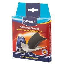 <b>Фильтры</b> для пылесоса <b>Topperr FU</b> 1 универсальный купить в ...