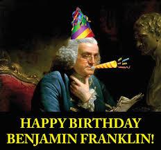 Benjamin Franklin's <b>Birthday</b>   International <b>Printing</b> Museum