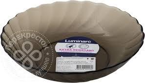 Купить <b>Тарелка Luminarc Океан Эклипс</b> суповая 20.5см с ...