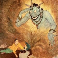 The Original <b>Aladdin</b> Story - Its History and Origins