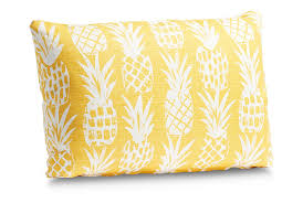 free shipping yellow pineapples with